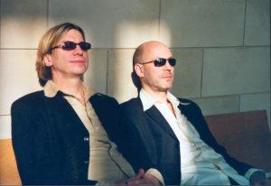 "Volker ""Holly"" Schlott (sax, perc), Reinmar Henschke (pno, kb)"